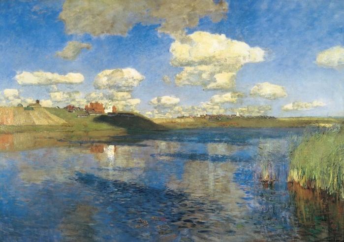 Русская пейзажная живопись 19 века