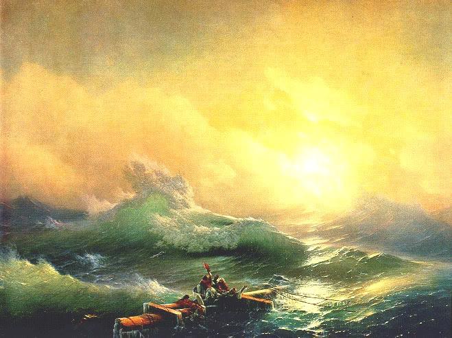живопись 19 века картины: